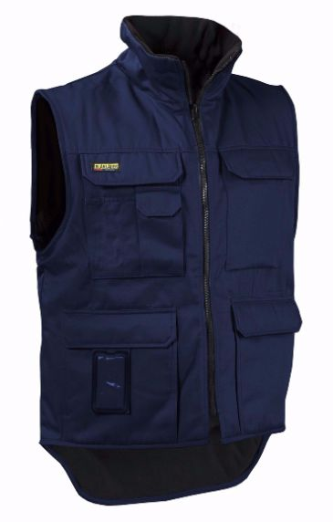 CLEARANCE Blaklader 3801 Body Warmer (Navy Blue) Size 2XL